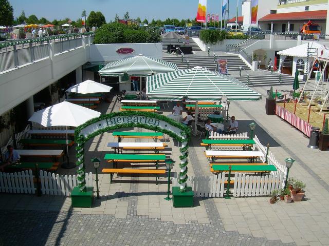 Nostalgie Jahrmarkt Möbelhaus Segmüller In Parsdorf Volksfestplaner